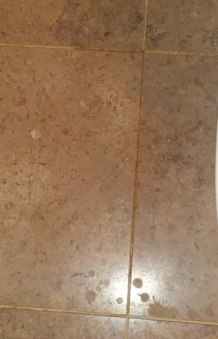 Grout Job